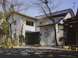 一級建築士事務所アトリエm Asian style houses