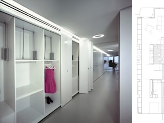 Study/office by dooa arquitecturas