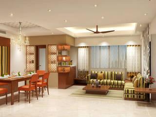 Residential - Dataye:  Living room by Nestopia