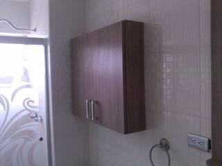 Salle de bains de style  par Artesanía Ceramica y Madera