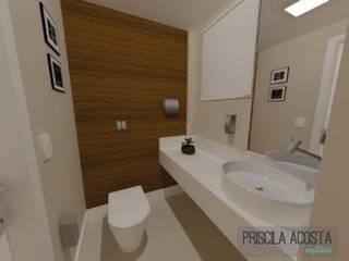 Projeto Comercial: Espaços comerciais  por Priscila Acosta Arquitetura,Moderno