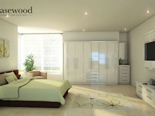 Fitted Wardrobe: modern Bedroom by Chase Furniture