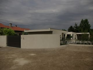 Pierre Bernard Création Mediterranean style house