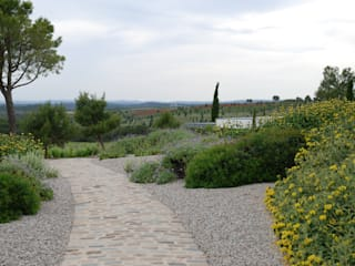 Jardines de estilo  por Jean-Jacques Derboux, Moderno