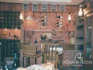 ADEGA: Adegas  por adriana peccin arquitetura
