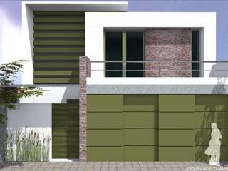 Casas de estilo  por ARQ+i (Arquitectura Integral)