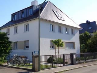 Fassadensanierung: klassische Häuser von Architekt Armin Hägele
