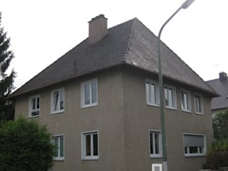 Fassadensanierung:   von Architekt Armin Hägele