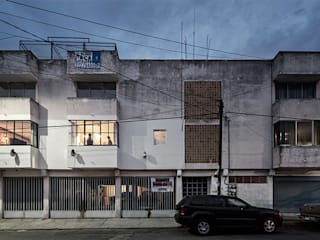 Houses by MX Taller de Arquitectura & Diseño, Industrial