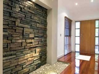 Últimos trabajos Modern Corridor, Hallway and Staircase by Spazio3Design Modern