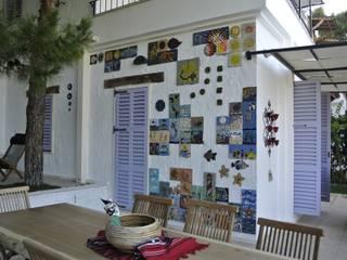 Mozaik Sanat Evi Paredes y pisosRevestimientos de paredes y pisos