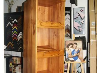 Mueble expositor pan:  de estilo  de El Sitio del Carpintero