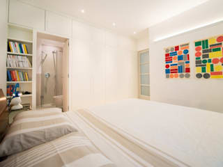 Moderne Schlafzimmer von PADIGLIONE B Modern Holz Holznachbildung