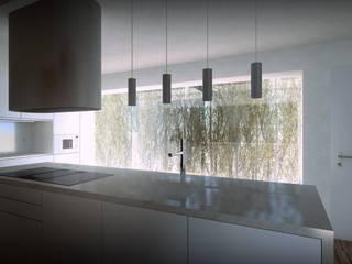 Projecto Cozinha : Cozinhas  por Lousinha Arquitectos,Moderno