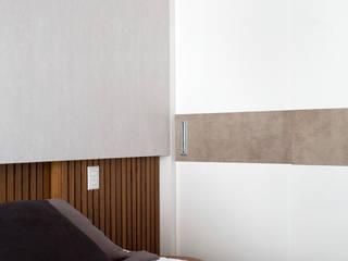 Kamar Tidur Modern Oleh Studio Eloy e Freitas Arquitetura e Interiores Modern