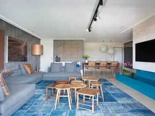 Modern living room by Studio Eloy e Freitas Arquitetura e Interiores Modern