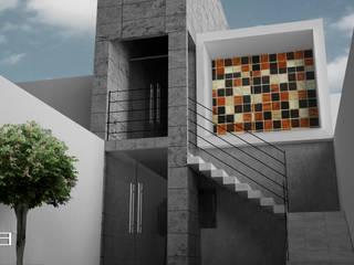 Casa AJ JMB 3D Concept Casas modernas