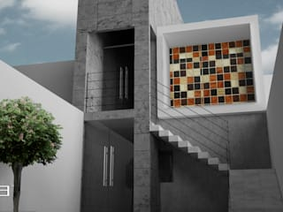 Casas modernas: Ideas, imágenes y decoración de JMB 3D Concept Moderno