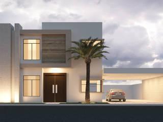Casa Villas San Angel de Proyecta Studio