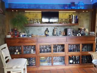 Modern Living Room by Laura Avila Arquitecta - Ciudad de Buenos Aires Modern
