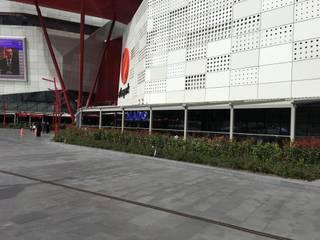 Balcon, Veranda & Terrasse modernes par Enda Yapı Moderne