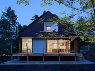 根據 atelier137 ARCHITECTURAL DESIGN OFFICE 北歐風 木頭 Wood effect