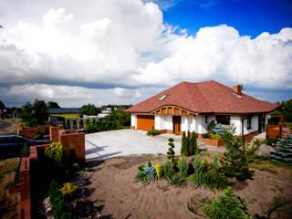 Klassische Häuser von Pracownia Projektowa ARCHIPELAG Klassisch