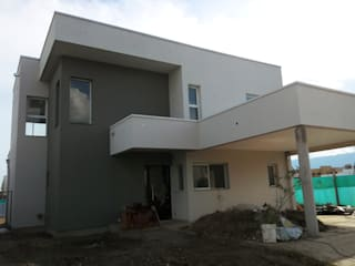 triAda Moderne Häuser