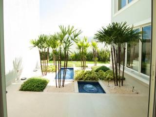 Felipe Mascarenhas Paisagismo Garden Swim baths & ponds