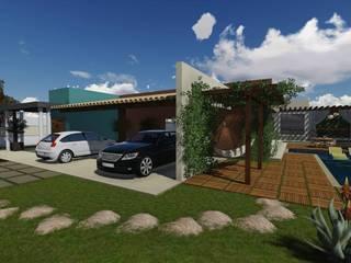 REFORMA VV: Casas  por Cria Canto Arquitetura