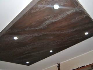 Top cielo effetto pietra spaccata:  in stile  di EdilDecorazioni