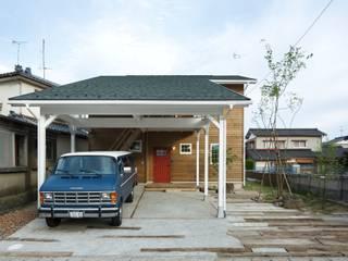 house-01: dwarfが手掛けた家です。