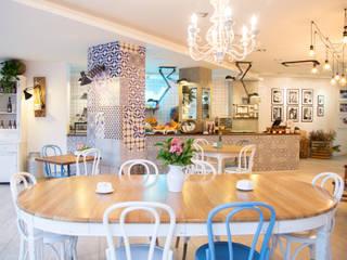 TARTELA Gastronomía de estilo mediterráneo de ECM Interiorismo Mediterráneo