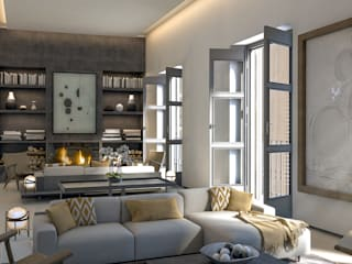eclectic  by 4D Studio Architects and Interior Designers, Eclectic