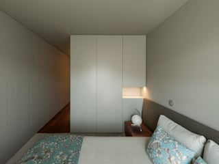 ABPROJECTOS Modern style bedroom