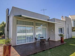 Casas de estilo  por Bernacki Arquitetura