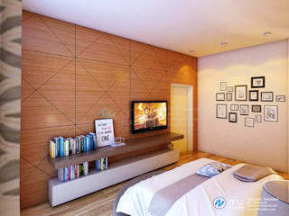 Private Residence - #Interior Spaces : modern  by ARY Studios,Modern