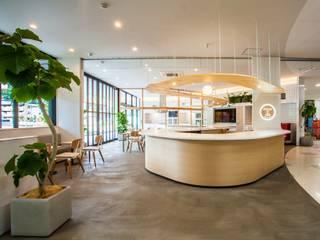 Fresh Lab.TAKAYAMA: 浅野翼建築設計室が手掛けた和室です。