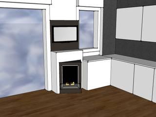 Modern Oturma Odası MateriaLab Modern