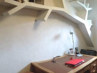 Libreria: Studio in stile in stile Moderno di MateriaLab