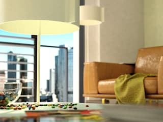 Livings modernos: Ideas, imágenes y decoración de dellaschiava Moderno