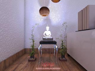 Study/office by KARU AN ARTIST, Modern