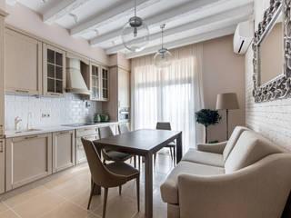 GraniStudio ห้องครัว Beige