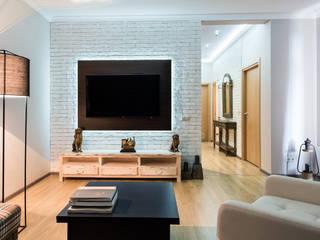 GraniStudio ห้องนั่งเล่น White