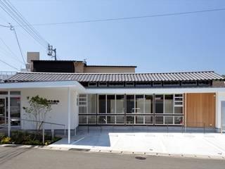 おかうのまち歯科: Y.Architectural Designが手掛けた家です。