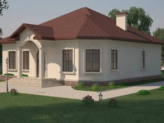 Вид №2: Дома в . Автор – ARH-FOR ИНТЕРНЕТ ПОРТАЛ ПРОЕКТОВ