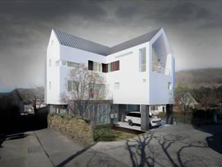 โดย 민 아키텍츠 건축사사무소 มินิมัล