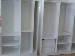 Cooperativa de la madera 'Ntra Sra de Gracia' ВбиральняЗберігання ДСП Білий
