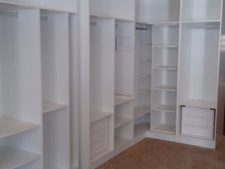 Cooperativa de la madera 'Ntra Sra de Gracia' Dressing roomStorage Chipboard White