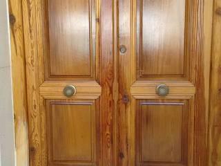 Cooperativa de la madera 'Ntra Sra de Gracia' Windows & doors Doors Solid Wood Wood effect